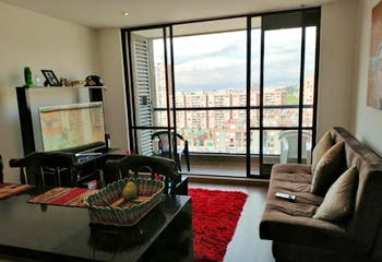 Apartamento en venta en Barrio Colina Campestre 58m² con Gimnasio...