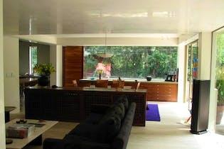 Casa en venta en Tlacopac, Álvaro Obregón, 350 m2 con doble altura
