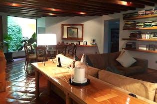 Casa en Venta, Tlacopac, Álvaro Obregón, Tipo Mexicano Moderno