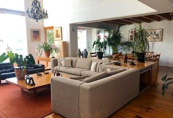Casa en venta en Bosque De Las Lomas, 462m² con Jardín...