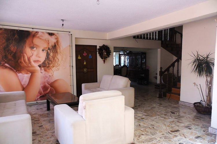 Foto 1 de Casa en venta en Nueva España, Azcapotzalco 432 m2 con patio