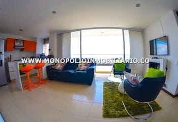 Apartamento En Sector Las Palmas, El Poblado - 2 Habitaciones