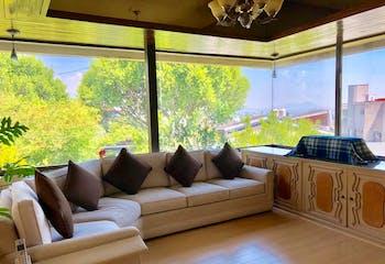 Casa en venta en bosque de las lomas 490 m² en 2 niveles