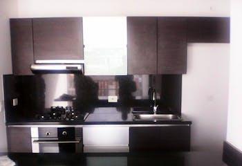 Apartamento En Venta En Bogota La Calleja-Usaquén, con tres habitaciones y tres baños.