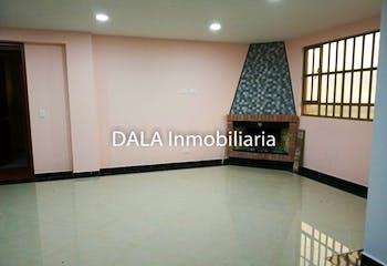 Casa en Tabio, Cundinamarca con 2 niveles y 4 habitaciones.