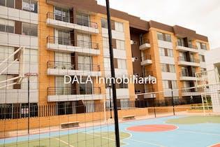 Apartamento en venta en Cajicá de 3 alcobas