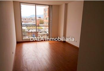 Apartamento en venta en Casco Urbano Cajicá, 75m² con Gimnasio...