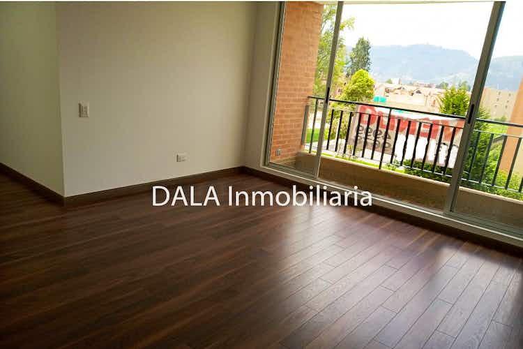 Portada Apartamento en Chía, Cundinamarca con 3 habitaciones.