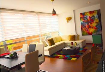 Apartamento en Chico - Bogota, con 2 parqueaderos y 2 habitaciones