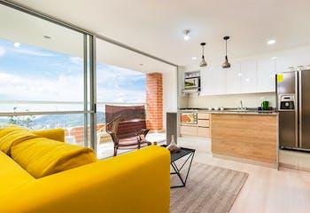 Proyecto de vivienda, Amaretto, Apartamentos en venta en La Cuenca 87m²