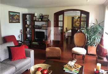 Apartamento en Santa Barbara, Usaquen - Tres alcobas