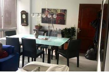 Apartamento de 76m2 en la Loma del Indio, Medellin - con tres habitaciones, más del servicio