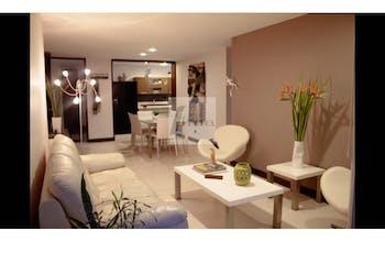 Apartamento en Cumbres, Envigado de 35mt2 con balcón