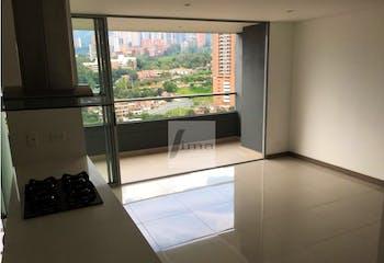 Apartamento en Envigado, Loma del Esmeraldal con 3 habitaciones.