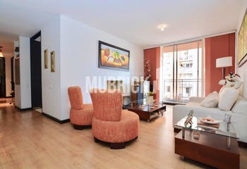 Apartamento en venta en Mazurén de 3 alcobas