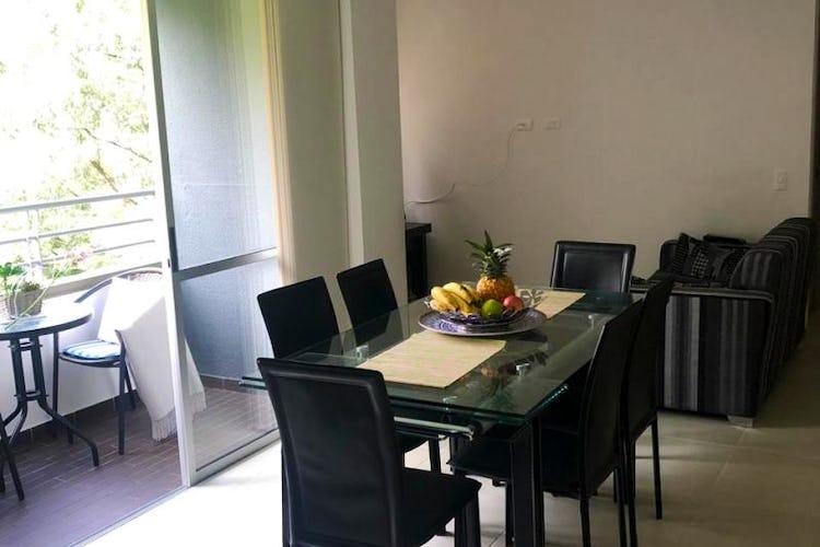 Portada Apartamento en El Carmelo, Sabaneta - Dos alcobas