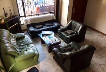 Casa En Venta En Bogota Villas Del Mediterraneo-Usaquén