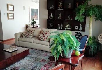 Apartamento en venta en Lomas De Chapultepec de 3 recámaras
