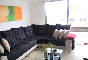 Apartamento En Venta En Bogota Santa María Del Lago. Con 3 habitaciones-106mt2
