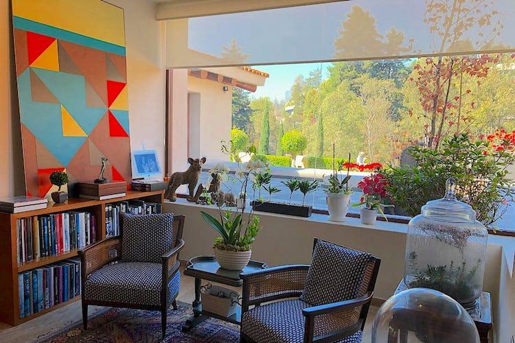 Foto 1 de Casa en venta en Bosque de las Lomas, Miguel Hidalgo 650 m²