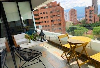Apartamento en venta en San Lucas, 129m²
