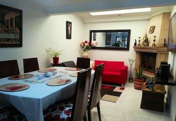 Casa en venta en Chia de 130mts2, tres niveles