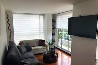 Apartamento de 125 en Santa Bárbara, Bogotá - con tres habitaciones
