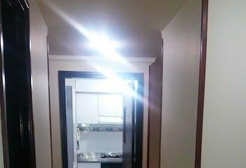 Apartamento en venta en Caobos Salazar 83m²