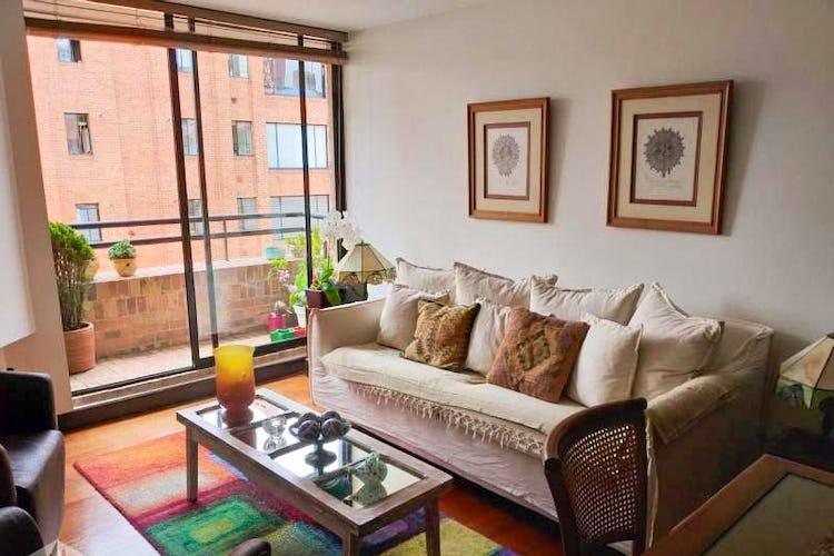 Portada Apartamento en Puente Largo, Suba de 96m2 con balcón
