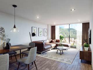 Una sala de estar llena de muebles y una lámpara de araña en Ubik 140