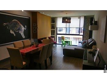 Apartamento en Santa Bárbara Oriental-Santa Bárbara, con 2 Habitaciones - 102 mt2.