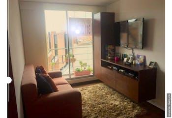 Apartamento de 103m2 en Cedritos, Bogotá - con tres habitaciones