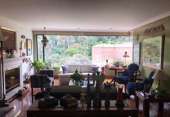 Apartamento en venta en Chico Reservado de 3 habitaciones