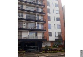 Vendo Apartaestudio Belmira Bogotá, Apartamento en venta en Cedritos 48m² con Gimnasio...