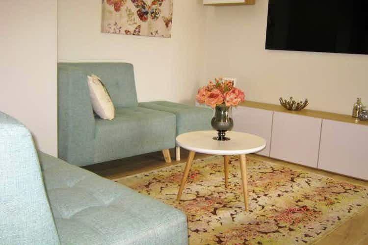 Portada Apartamento En Venta En Bogota La Felicidad
