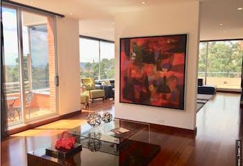 Apartamento Dúplex de 450m2 en Bosque Loma, Bogotá - con amplia terraza