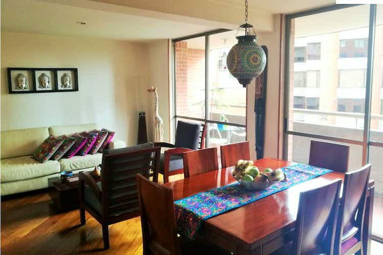 Portada Apartamento de 106m2 en Gratamira, Suba - con terraza de 8m2