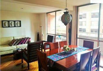 Apartamento de 106m2 en Gratamira, Suba - con terraza de 8m2