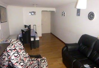 Apartamento en venta en Siete De Agosto de 72m²