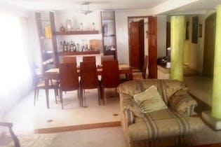 Apartamento en Chicó, Rincón del Chicó con 3 habitaciones.
