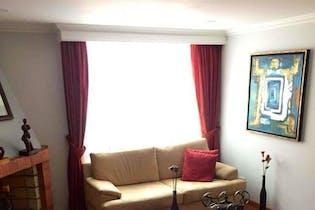Apartamento Dúplex de 126m2 en Puente Largo, Bogotá - con tres alcobas