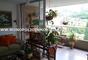 Apartamento en El Esmeraldal, Envigado - Dos alcobas