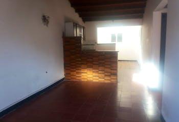 Casa en La Ceja, Maderos con 3 habitaciones.