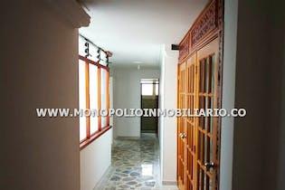 Apartamento en Florida Nueva, Medellin - Tres alcobas