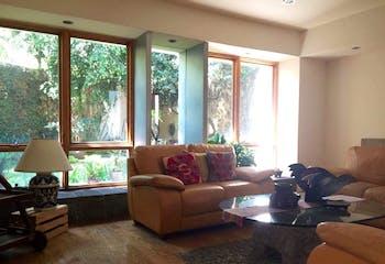 Casa en venta en San Ángel 380 m2, con jardín