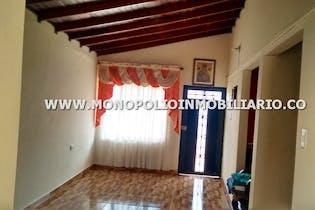 Casa bifamiliar en venta sector san antonio de prado - 85 mts, 3 habitaciones, 1 baño.