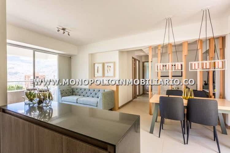 Portada Apartamento en bellos sector cabañas - 76 mts, 1 parqueadero, 3 habitaciones.