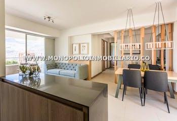 Apartamento en bellos sector cabañas - 76 mts, 1 parqueadero, 3 habitaciones.