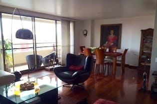 Apartamento en San Gabriel Norte, Usaquen - 151 mt2, tres alcobas, balcón
