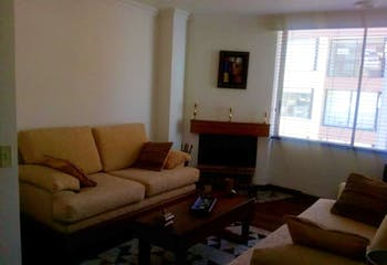Apartamento en Pardo Rubio-Teusaquillo, con 2 Habitaciones - 57.5 mt2.